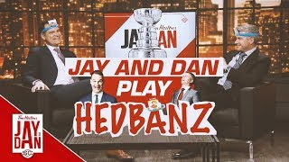 Jay and Dan play Hedbanz - Stanley Cup Playoffs Edition