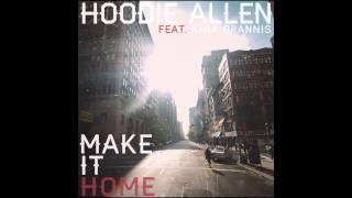 "Hoodie Allen - ""Make It Home"" feat. Kina Grannis (NEW SONG)"
