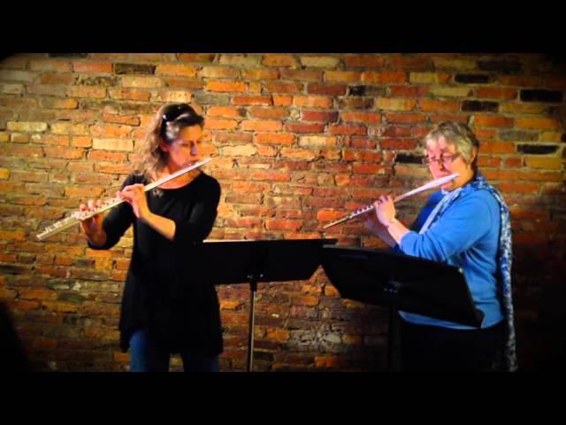 Giulio Briccialdi Op  132 - Flute Duet No. 9