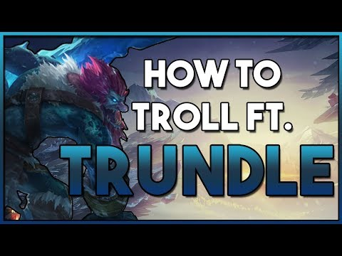 How to: Trundle Jungle Guide | League Patch 8.8