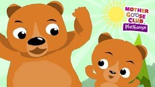 Teddy Bear, Teddy Bear | Mother Goose Club Playhouse Kids Song