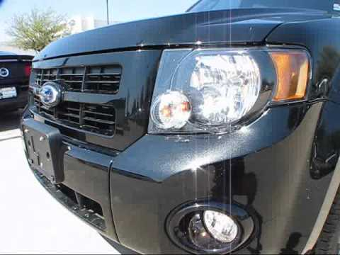 2011 Ford Escape XLT w/ XLT Appearance Pkg. Start Up, Exterior/ Interior Review