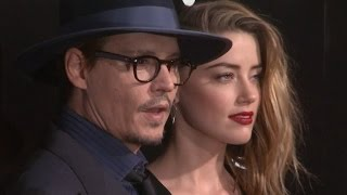 Amber Heard Talks for First Time About Marriage to Johnny Depp