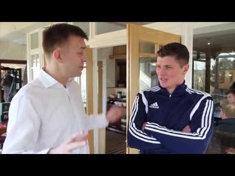 PETER COPE TALKS DANIEL COPE V TOM WHITFIELD - PEEP MAGAZINE