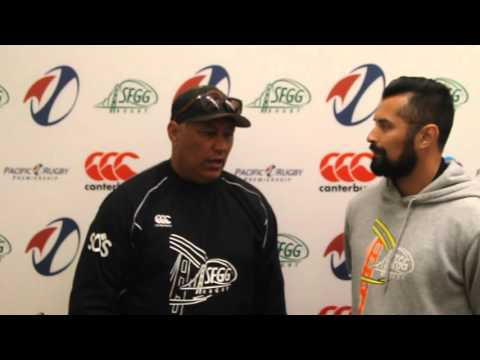 SFGG Rhinos Head Coach Neil Foote Post Match Remarks After PRP Win v Santa Monica 4/2/16