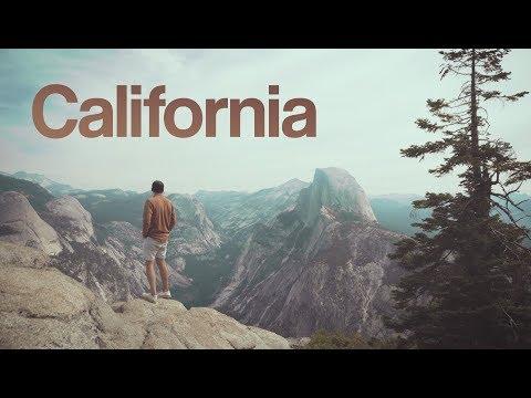 MON ANNÉE EN CALIFORNIE