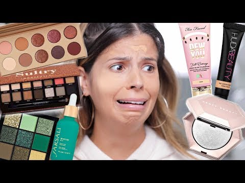 NEW VIRAL OVERHYPED MAKEUP 2018  HITS AND MISSES