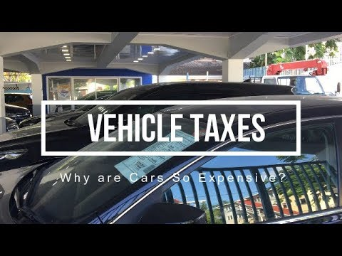 S4.E9  | Taxes | Why are Cars so Expensive in Guyana?