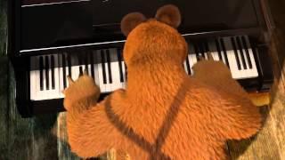 Маша и Медведь - Репетиция оркестра (Сам играешь, а меня не учишь?)