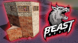 Literally The Beast of all Beastly Base Designs - Rust Base Building