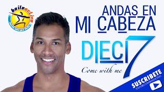 Repeat youtube video Coreografía De Reggaeton ANDAS EN MI CABEZA - Chino y Nacho Ft Daddy Yankee    BAILEACTIVO
