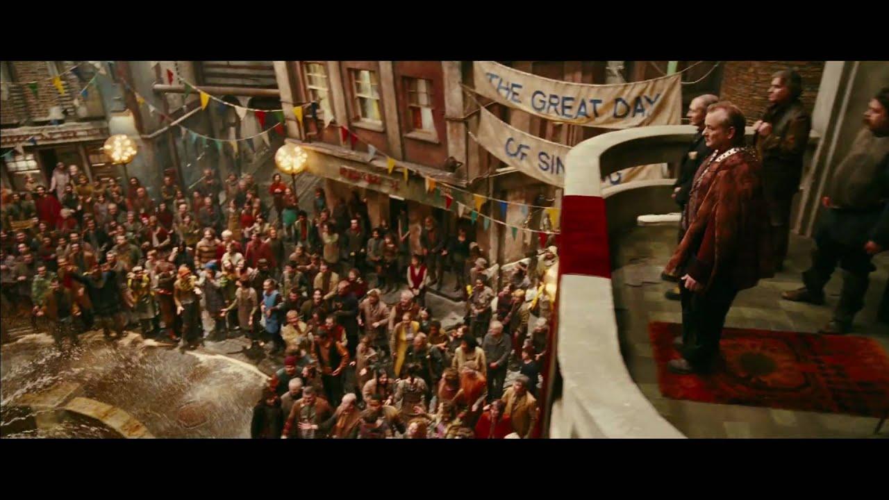 city of ember trailer deutsch hd youtube