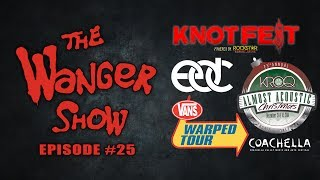 The Wanger Show #25: Concert Stories