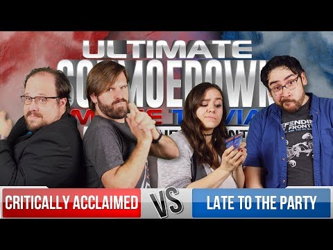 Critically Acclaimed VS Late to the Party - Ultimate Schmoedown Team Tournament - Round 1