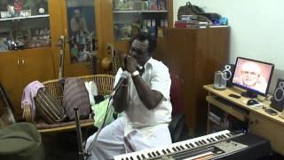 A.R.Rahman,Super Hit Tamil song in Harmonica by nanganallur P.V.S.Jagath eesan,Musicologist