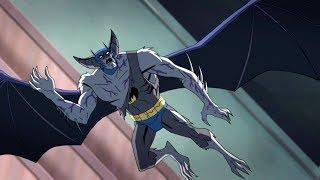 A mad-bat Batman | Batman vs Teenage Mutant Ninja Turtles