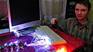 ✅Ловцы МОЛНИЙ ⚡ Изобретатели генератора на миллион вольт. Официальный трейлер
