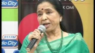Legendary Indian singer Asha Bhonsle turns 77; launches Unheard Melodies