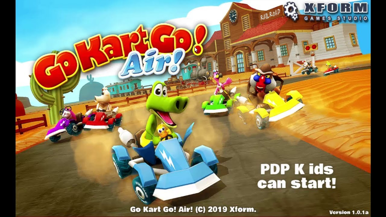 Gokartgo Air - Speed Champions