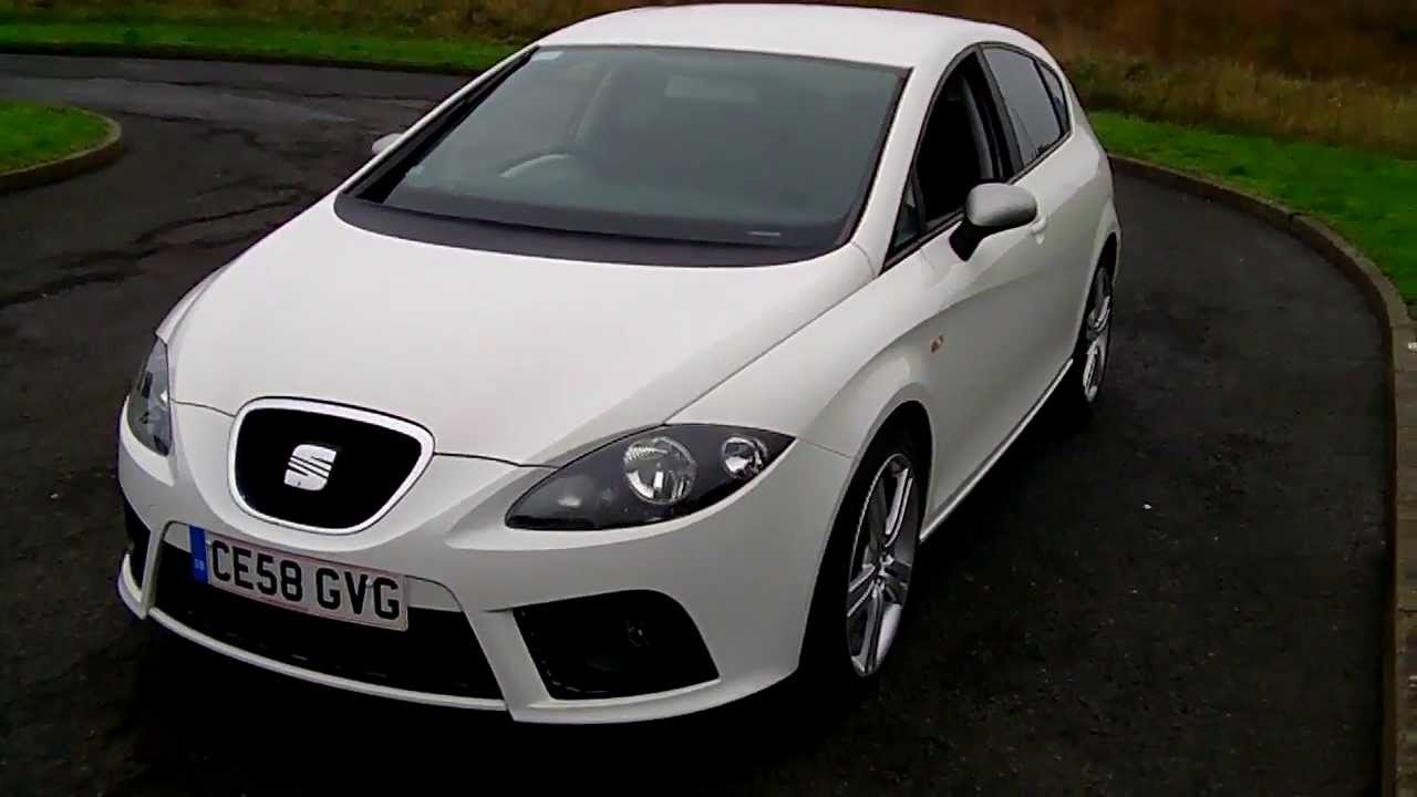 2009 seat leon fr 2 0 tdi 170 38k fsh now sold youtube. Black Bedroom Furniture Sets. Home Design Ideas