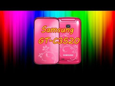 Обзор и распаковка Samsung GT-C3520