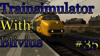 LET´S PLAY Train Simulator 2014 - Episode 35 | Midden Nederland | Mat 64 (ATB) |
