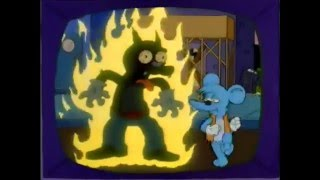 Щекотка и царапка-The Itchy & Scratchy Show!!! 50