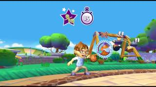 EA Playground Games Wii Gameplay