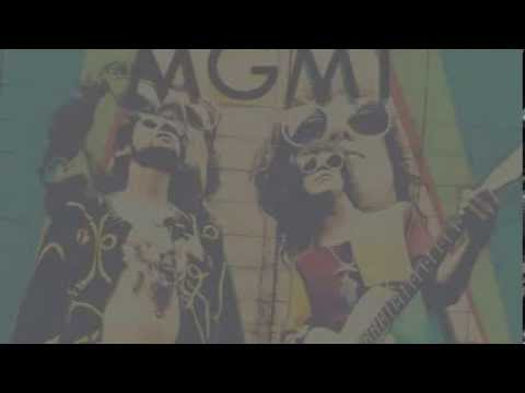 MGMT - Alien Days (lyrics)