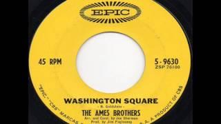 The Ames Brothers - Washington Square