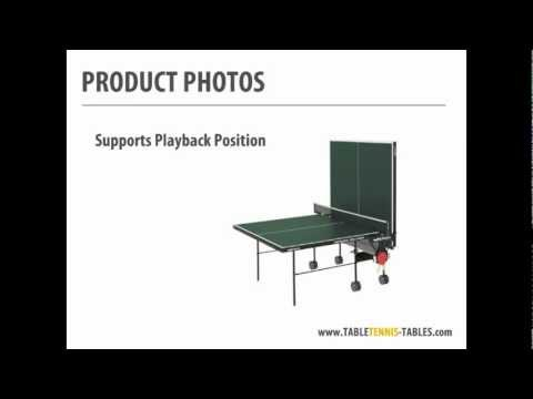 Butterfly TR21 Personal Rollaway Table Tennis Table Review