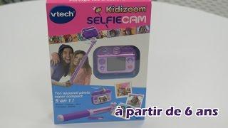 Vtech Kidizoom Selfie Cam - Démo en français