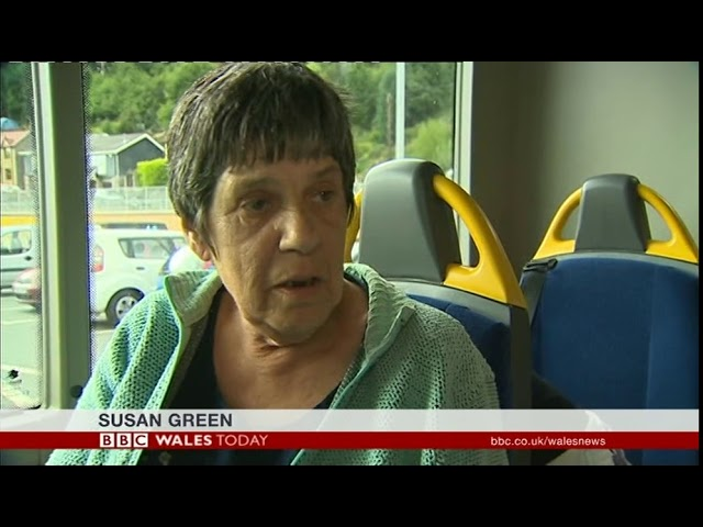 BBC Wales Community Transport Corwen South Denbighshire Community Partnership