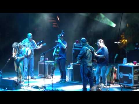 Greensky Bluegrass - Red Rocks Amphi. 7-23-16 Morrison, CO HD tripod