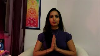 Violet Flame Meditation for Cleansing and Purification