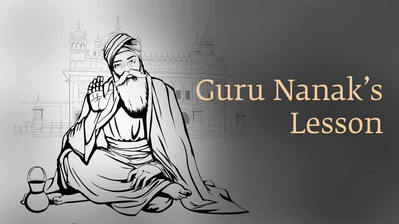 A Lesson From Guru Nanak - Sadhguru