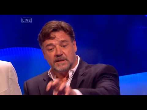 The Last Leg S08E01 with Russell Crowe