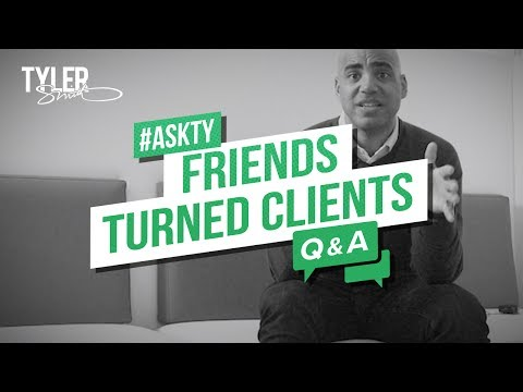 Why You Need to Treat Your Friend-Turned-Client Like a VIP
