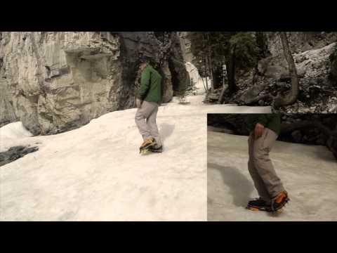 Climbing Tool: Ice 101 The Crampon