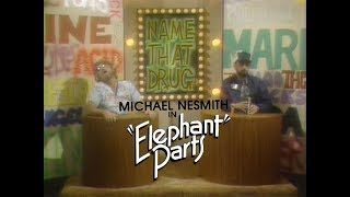 Michael Nesmith and Bill Martin mock gameshows in this Elephant Par...