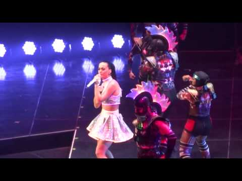 Katy Perry - Roar - 30-11-14 Brisbane HD
