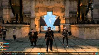 Dragon Age 2: Party Banter: Fenris & Varric [complete]