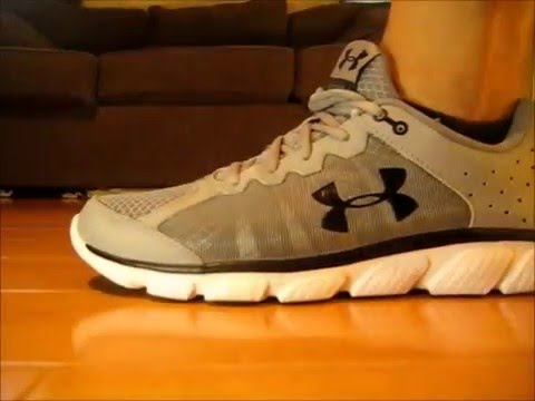 under-armour-men's-ua-micro-g-assert-6-running-shoes-colr:-steel/black/white-model-review