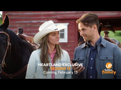 Watch Every Heartland Season 13 Episode On UP Faith & Family!