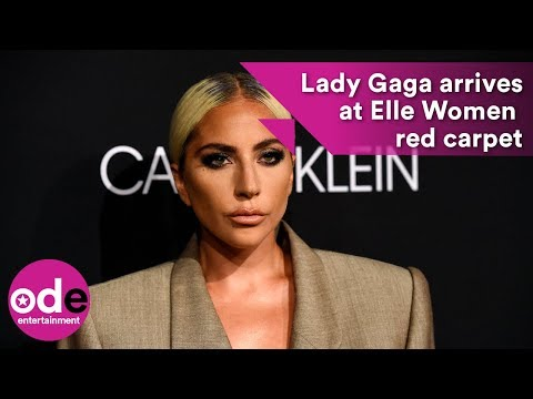 Lady Gaga and Keira Knightley on Elle Women red carpet