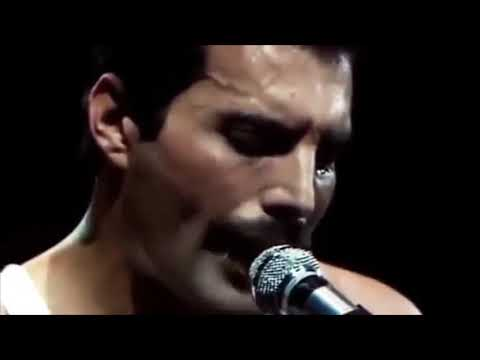 Queen -  at the Bowl 1982  SHOW