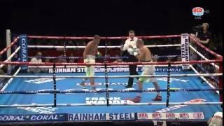 Billy Joe Saunders vs Yoann Bloyer Full Fight    Boxing Nation   24 July 2015