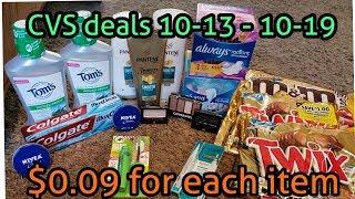 CVS Deals 10.13 - 10.19.19