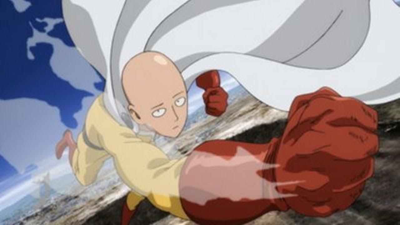 【ワンパンマン】最強の男、サイタマ先生の実力・技・強さの秘密とは!