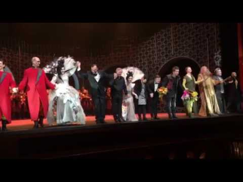 Turandot ( Première ) Helikon Opera, Moscow, 28.1.2017